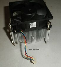 Dell XPS Dimension 8300 8500 8700  Inspiron 620 CPU Heatsink and Fan WDRTF