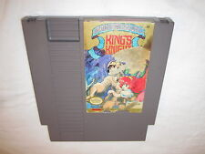 King's Knight (Nintendo NES) Game Cartridge Nice!