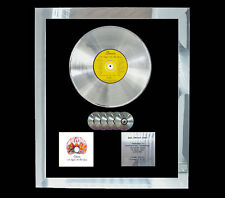 QUEEN A NIGHT AT THE OPERA  MULTI (GOLD) CD PLATINUM DISC FREE POSTAGE!!