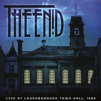 Die Enid Live At Loughborough Town Hall 1980 (2020) 9-track Vinyl LP Neu/Ovp