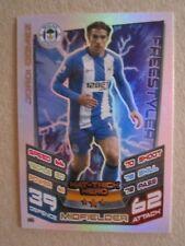 Match Attax Extra 2012/13 - Hat-Trick Hero card - Jordi Gomez of Wigan Athletic