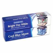 INTERPET AQ3 15W BULB LAMP TUBE LIGHT FISH POD COOL BLUE WHITE MOON TANK