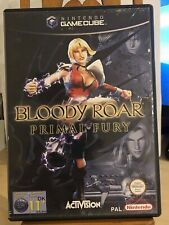 Bloody Roar Primal Fury for Nintendo Gamecube UK PAL Boxed With Manual