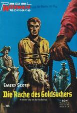Pabel Wildwest Romane 185 (Z0-1), Pabel