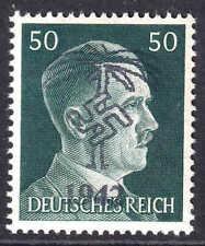 GERMANY 521 AFRIKAKORP 1942 (TUNIS) OVERPRINT OG NH U/M VF BEAUTIFUL GUM