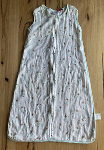 Aden & Anais Unisex Stars Baby Sleeping Bag Sleepsack Size 18-24 Months Ex Large