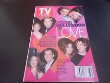 Aaron Sorkin, Andie McDowell - TV Guide Magazine 2001