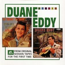 Duane Eddy - The Twang's the Thang / Songs of our Heritage BEAR FAMILY RECORDS