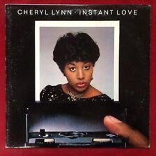 Cheryl Lynn - Instant Love - Vinyl 33RPM LP Album Record