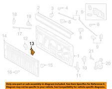 TOYOTA OEM 16-18 Tacoma TAIL GATE-PICK UP BOX-Damper bracket 6610104021
