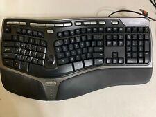 Microsoft OEM Ergonomic Keyboard Wired Natural 4000