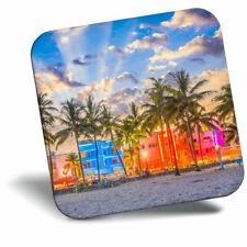 Awesome Fridge Magnet - Miami Beach Florida America Cool Gift #3464