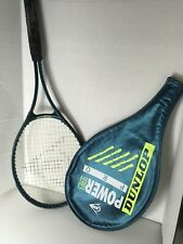 Dunlop Power Pro tennis racquet With case Cover