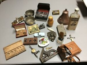 Vintage JUNK DRAWER LOT, All Collectible Items!