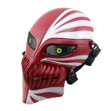 Cosplay Mask Anime Bleach Ichigo Kurosaki Masquerade costume ball Red Color HOT