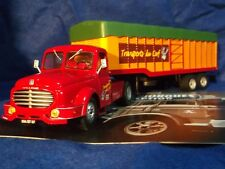 1:43 Scale Diecast vintage truck- 1955 Willeme LC 610 T