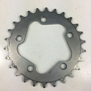 Blackspire Chainring 26 Tooth 5 Bolt 74 BCD Bicycle Chainring 26T