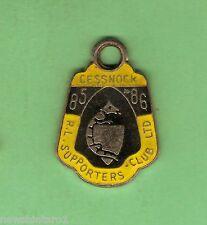 CESSNOCK GOANNAS  RUGBY LEAGUE  SUPPORTERS  CLUB BADGE 1985-86 #162