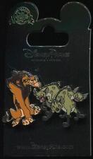 Scar and Hyenas 2 Pin Set Lion King Disney Pin 101923