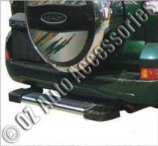 Toyota Prado 120S (2003-2009) Rear Step/Rear Nudge Bar/ Rear Guard