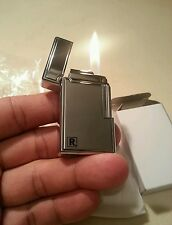 New old stock Ronson mirror look rollagas lighter, 2 year grte boxed  ideal gift