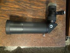 New listing Stellarvue 9X50mm Finder Scope with Cross Hair Reticle F Diagonal Prism