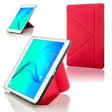 "Custodie e copritastiera rosso Per Samsung Galaxy Tab per tablet ed eBook 8"""