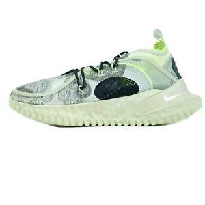 Nike Flow 2020 ISPA Men's Running Shoes Spruce Aura Black CI1474 001