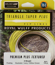 Wulff triangle taper-wf-4 floating-tt4f-COULEUR IVOIRE-NEUF