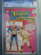 Action Comics #267 1st Chameleon Boy CGC 7.5 Universal **Rare** DC Comics 1960