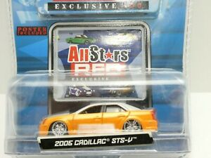 MAISTO ALL STARS 2008 Target Lot 2006 Cadillac STS-V NIP