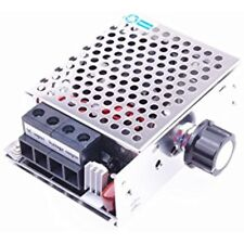 AC 0-220V 50A Pulse Width Modulator PWM Electric Motor Speed Controller Max