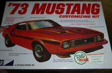 MPC 846 1973 Ford Mustang 1/25 MODEL CAR MOUNTAIN FS