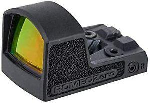 Sig Sauer SOR01300 Romeo Zero Reflex Sight, 3 MOA Red Dot, Black - Open Box