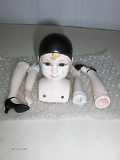 Jester Porcelain Doll Kit
