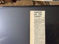 H5-1 ephemera 1961 article ramsgate c y c thanet rangers 5 football report match