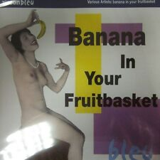 BANANA IN YOUR FRUITBASKET - V/A (NEW & SEALED) CD Blues Inc Robert Johnson