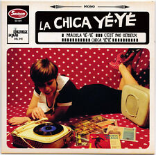 LA CHICA YE-YE DRACULA YE-YE DANGERHOUSE SKYLAB RECORDS VINYLE NEUF NEW SINGLE
