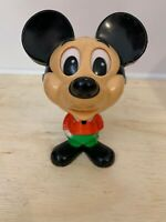 Vintage 1976 Mattel Inc | Walt Disney Mickey Mouse | Pull-String Talking Toy