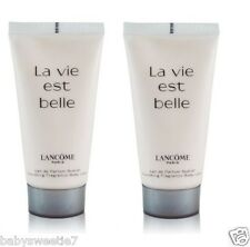 Lancome La Vie Est Belle Nourishing Fragrance Body Lotion 50ml x 2 = 100ml