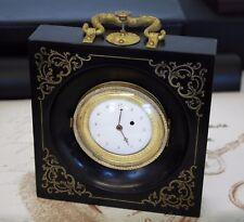 Antique BREGUET a Paris REPETITION Broche cocher gousset Répéteur watch