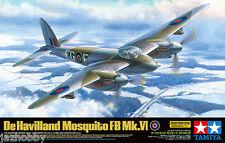 Tamiya 60326 1/32 Scale Aircraft Model Kit De Havilland Mosquito FB Mk.VI