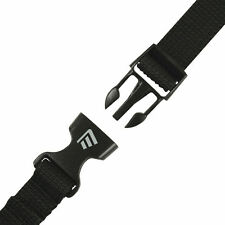 Masters Golf - 2x Trolley Webbing Straps Quick Release- Strong and Durable