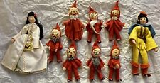Baps German Fairy Tale Snow White & the Seven Dwarfs Edith Von Arps- Germany