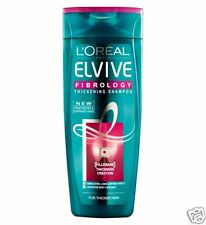 L'Oreal Paris Elvive Fibrology Thickening Shampoo for Thicker Hair 250ml