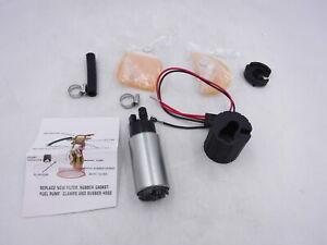 Electric fuel pump and installation kit 1988-1991 Honda Civic 1993-98 Supra