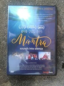 'Mantra - Sounds into Silence' DVD by Georgia Wyss (Director) 2019