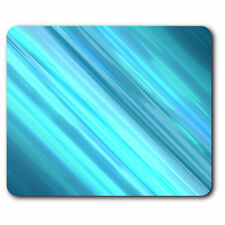 Computer Mouse Mat - Blue Speed 3D Anime Design Office Gift #2818