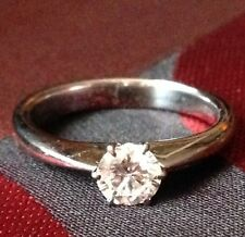 Wempe Ring mit Brillant Solitair 0,51 ct