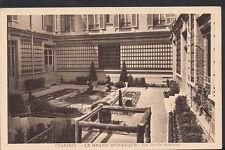 France Postcard - Chartres - Le Grand Monarque - Son Jardin Interieur RS2401